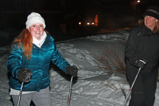 yurt kristie karla skiing