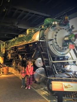 Transportation exhibit