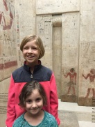 The Egyptian tomb you can enter as read about in, 'The Mixed Up Files of Mrs. Basil E Frankweiler.'